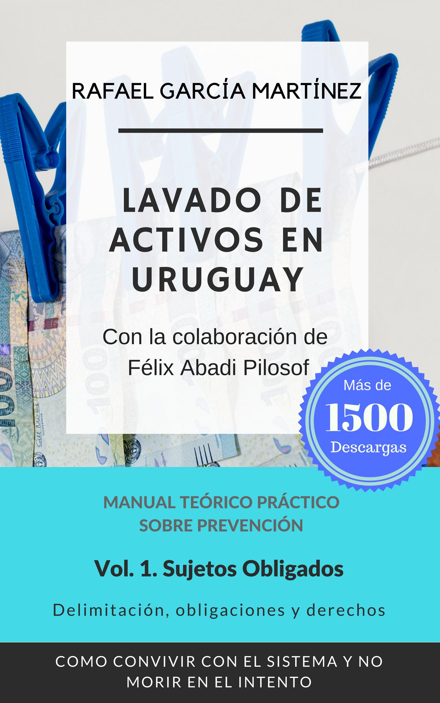 Libro Lavado de Activos en Uruguay