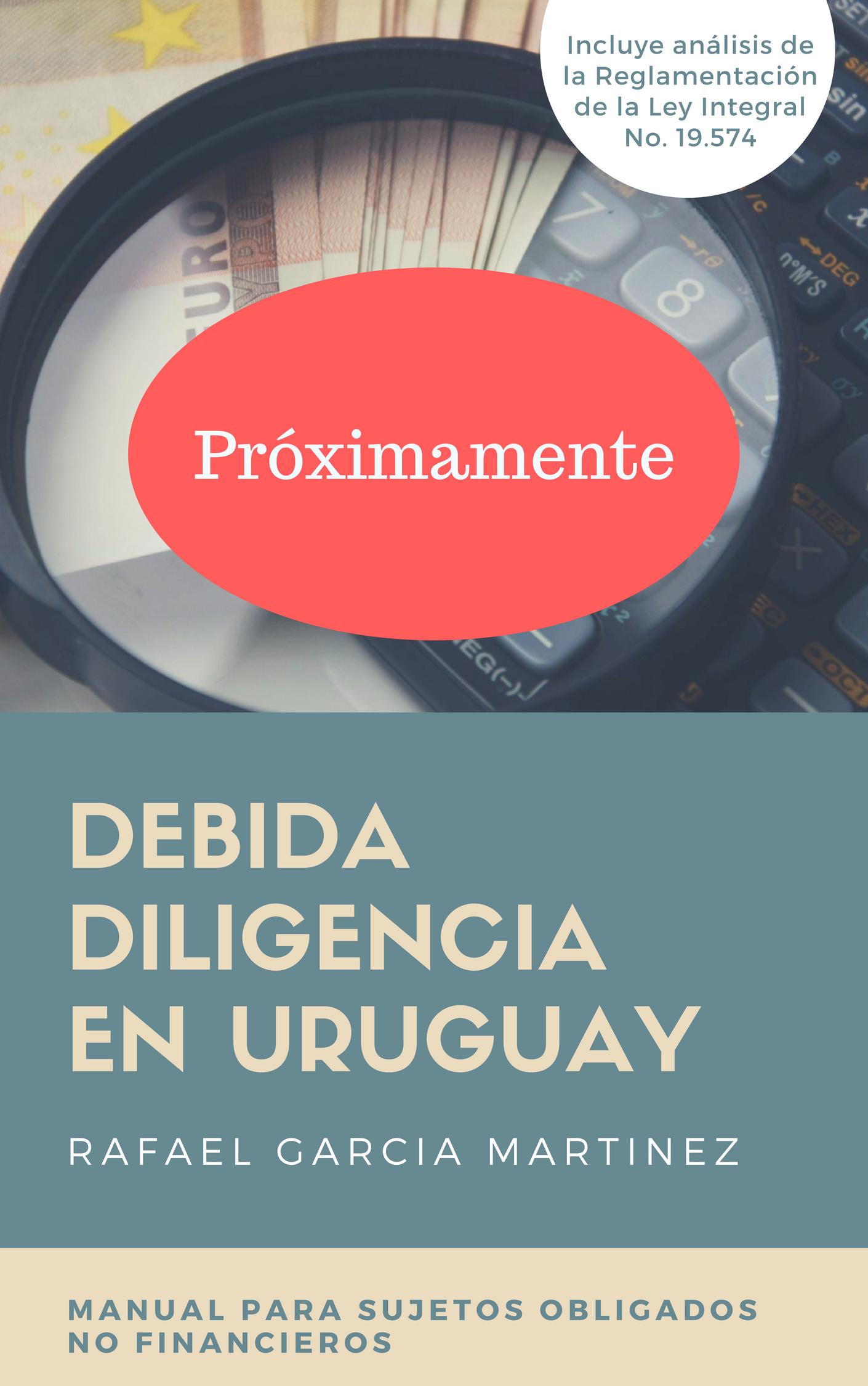 Libro Debida Diligencia en Uruguay